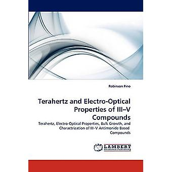 Terahertz and ElectroOptical Properties of IIIV Compounds by Pino & Robinson