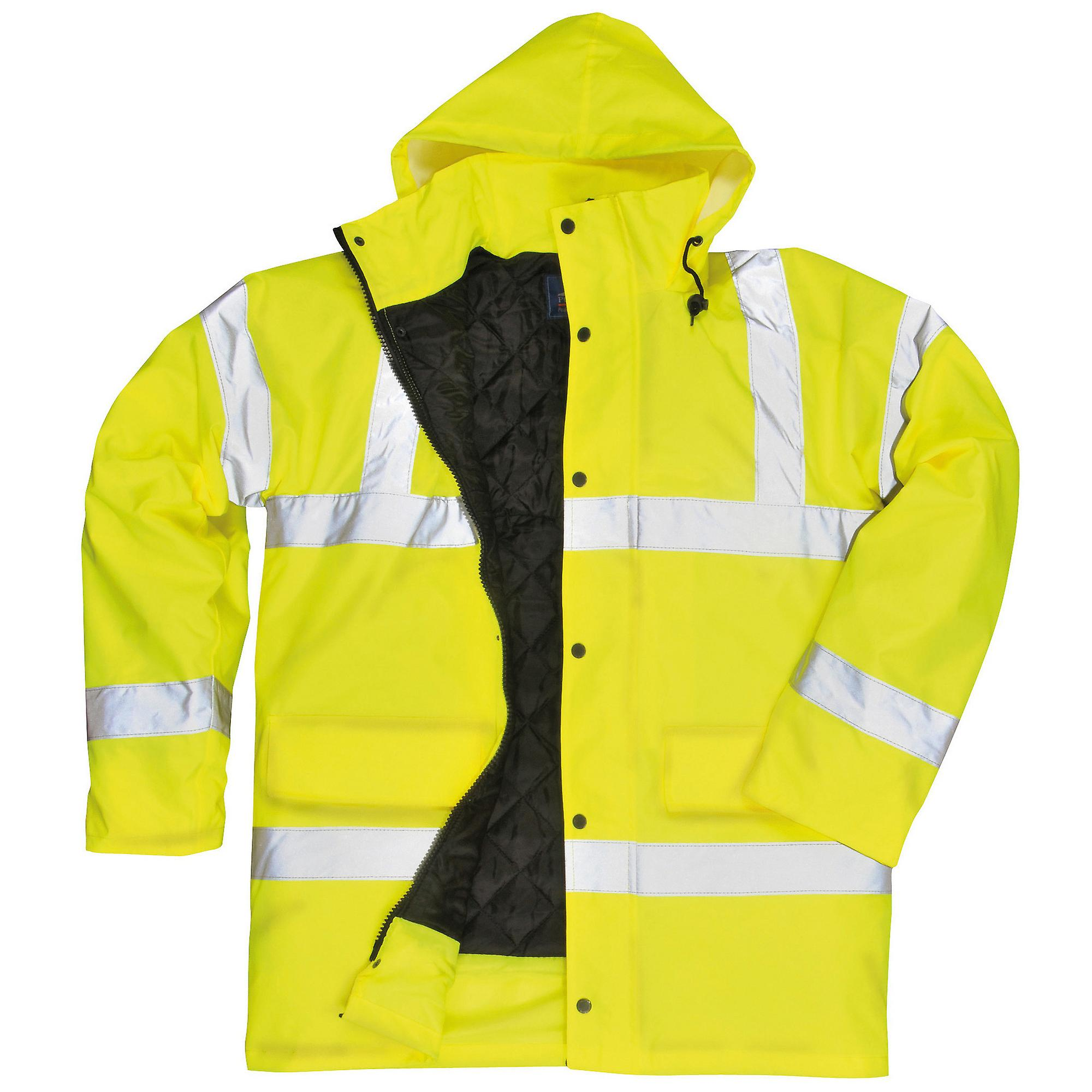 Portwest Hi-Vis Traffic veste (S460)   vêtehommests de travail   Safetywear (Pack of 2)