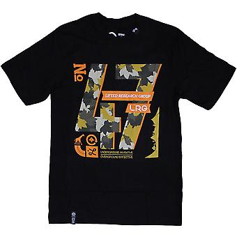 LRG Core collectie 47 T-shirt zwart