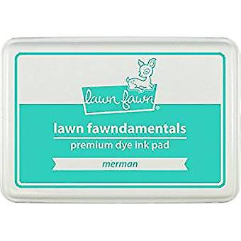 Lawn Fawn Premium Dye Ink Pad Merman (LF1088)