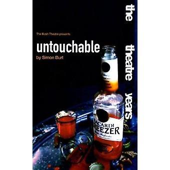 Untouchable by Simon Burt - 9781840023190 Book