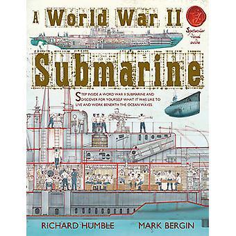World War II Submarine by Richard Humble - Bergin Mark - 978190718424
