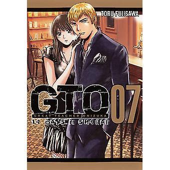 GTO - 14 Days in Shonan Vol. 7 by Tohru Fujisawa - 9781935654513 Book