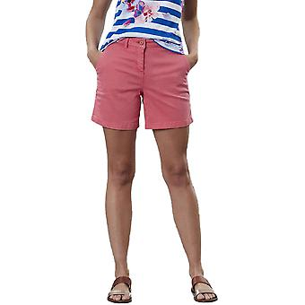 Joules Womens Cruise Mid Length Cotton Chino Summer Shorts