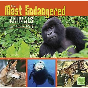 De mest truede dyr i verden af Tammy Gagne - 97814062930