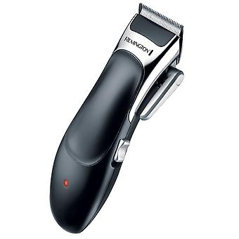 Remington HC366 stylist cerâmica Hair Clipper aparador cabo/Cordless Barber Set