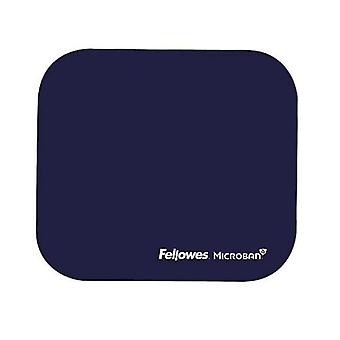 Fellowes microban blue navy mouse pad