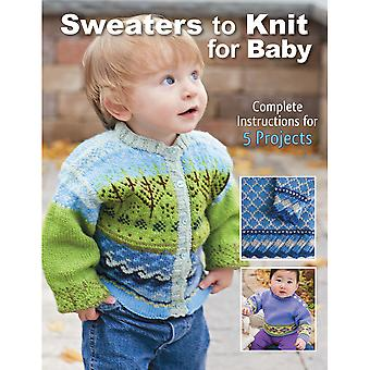 Creative Publishing International-Sweaters To Knit For Baby CPI-38794