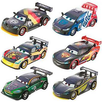 Mattel Carbon Cohes Racers (Toys , Vehicles And Tracks , Mini Vehicles , Cars)