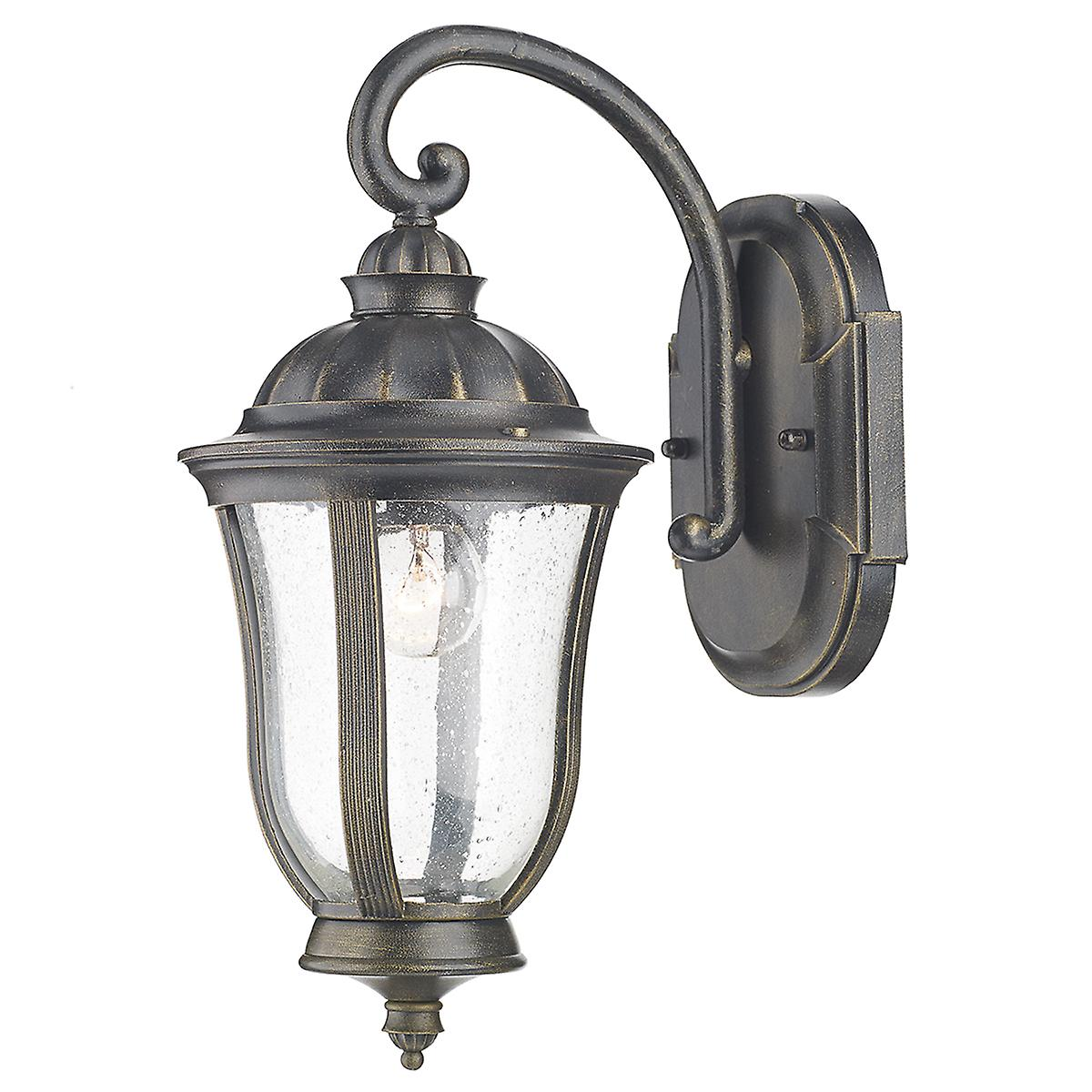 Dar JOH1635 Johnson Outdoor Wall Lantern Double Insulated