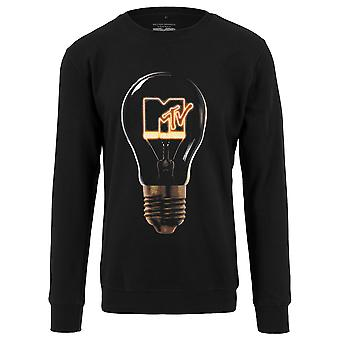 Merchcode Crewneck - MTV High Energy schwarz