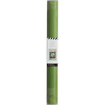 Heidi Swapp Gift Wrapping Paper 10ft-groen HS313245