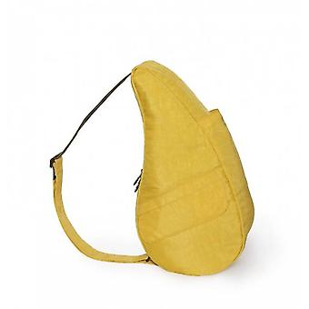 The Healthy Back Bag Textured Nylon Small Mango