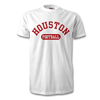 T-Shirt de Football de Houston
