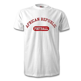 République centrafricaine de Football Kids T-Shirt