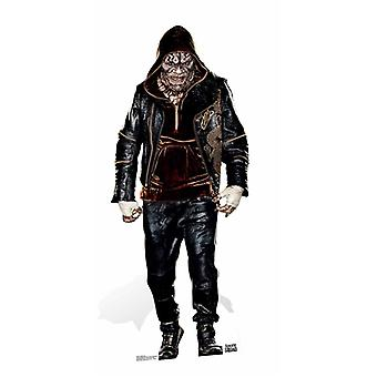 Killer Croc Suicide Squad Movie Lifesize Cardboard Cutout / Standee / Stand Up