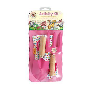 Kleine Pals Junior Garten Activity Kit für 3 Jahre +