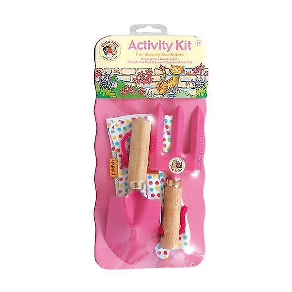 Little Pals Junior Garden Activity Kit for 3 yrs+