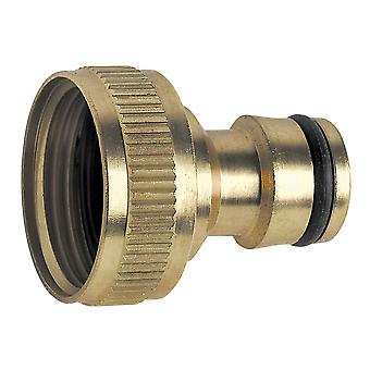 Made of Brass Hozelock Compatible Threaded Female Tap Connector 3/4