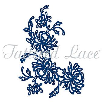 Tattered Lace pittoreske bloemblaadjes sterven