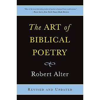 The Art of Biblical Poetry (Paperback) by Alter Robert