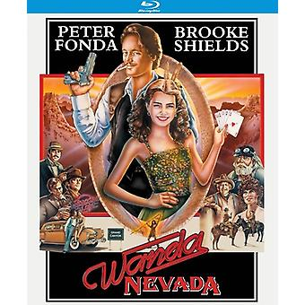 Import USA Wanda Nevada [Blu-ray]