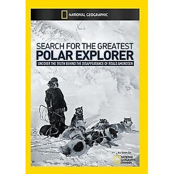 Search for the Greatest Polar Explorer [DVD] USA import
