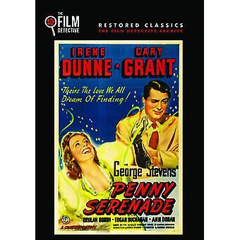 Penny Serenade [DVD] USA importerer