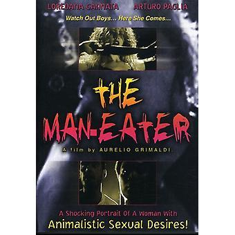 Importación de USA de devorador de hombres [DVD]