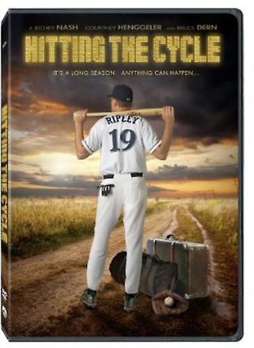 Hitting the Cycle [DVD] USA import