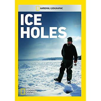 Ice Holes [DVD] USA import