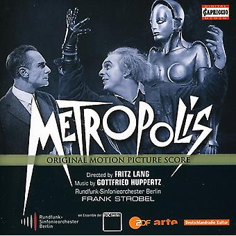Huppertz Gottfried - Metropolis [CD] USA import