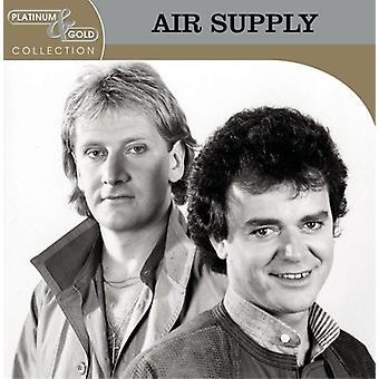 Lufttilførsel - Platinum & guld samling [CD] USA importerer