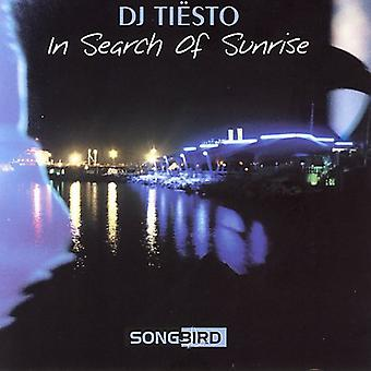 DJ Tiesto - DJ Tiesto: Vol. 1 - in Search af solopgang [CD] USA import