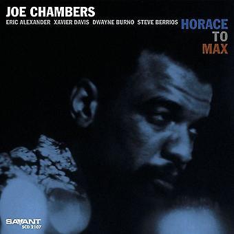 Joe Chambers - Horace til Max [CD] USA import