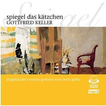Gottfried Keller - Spiegel Das Kstzchen [CD] USA import