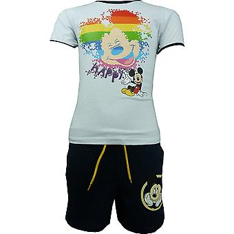 Boys Disney Mickey Mouse T-shirt & Shorts Set OE1313.I00