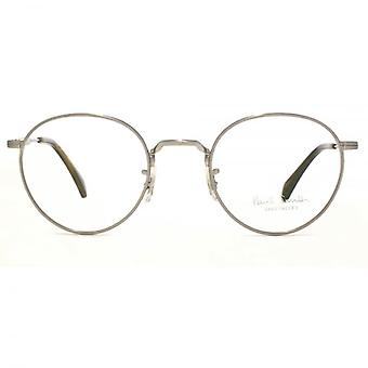 Paul Smith Alpert Glasses In Brushed Silver