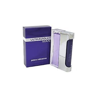 Paco Rabanne Paco Rabanne Ultra Violet Eau De Toilette For Men