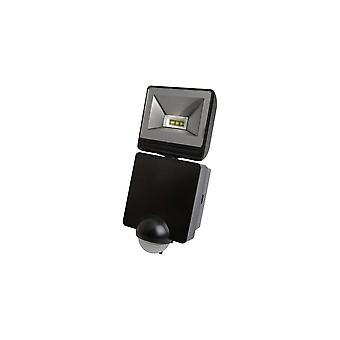 Timeguard Powerful 8W LED Energy Saver PIR Floodlight, Black