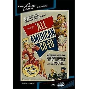 Toda importación de Estados Unidos American Co-Ed [DVD]