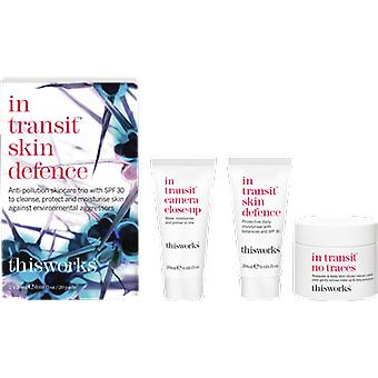 This Works In Transit Skin Defence Kit