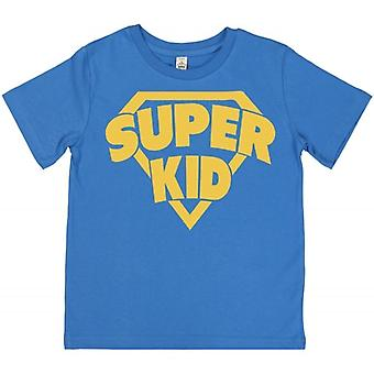 Die Qual der faulen Super-Kid Kinder T-Shirt