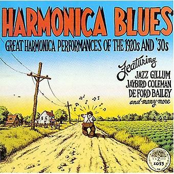 Harmonica Blues - Harmonica Blues [CD] USA import