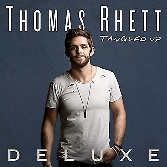 Thomas Rhett - sammenfiltrede op [CD] USA import