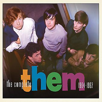 Them - Complete Them 1964-1967 [CD] USA import