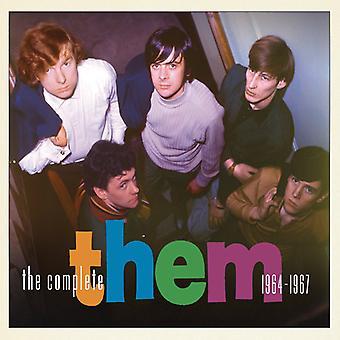 -Remplir leur importation USA 1964-1967 [CD]