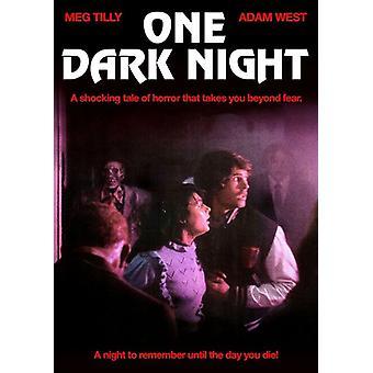 En mørk nat (1982) [DVD] USA importerer