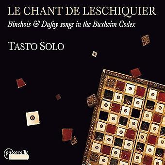 Ciconia / Tasto Solo / Perez / Zanichelli / Catalu - Le sang De Leschiquier [CD] USA import