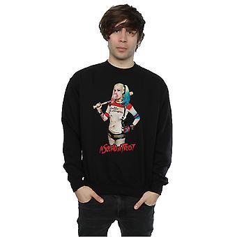 Camiseta de Harley Quinn Trust de suicidio Escuadrón los hombres
